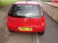 Vauxhall corsa 05 plate £895 k65 mileage
