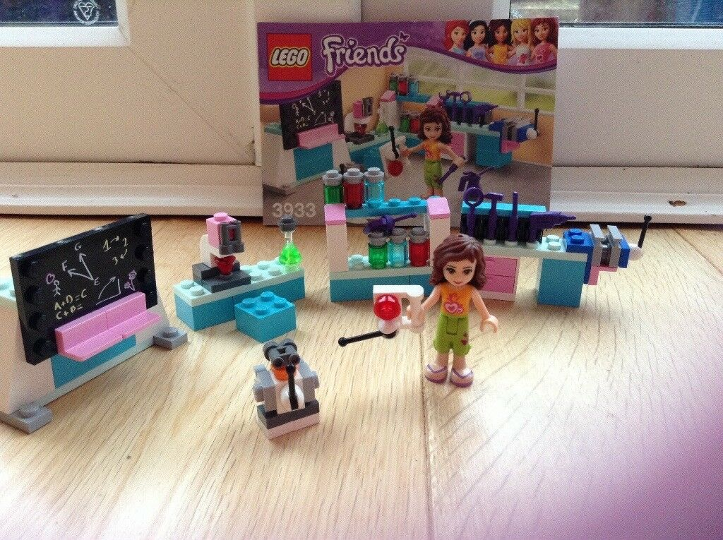 3 X Lego Friends sets - boxes missing but parts included | in ...