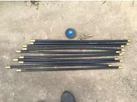 Drain Rods, only used once