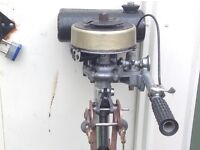 Seagull 40+ 2hp outboard motor