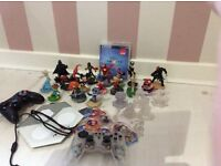 Disney infinity bundle
