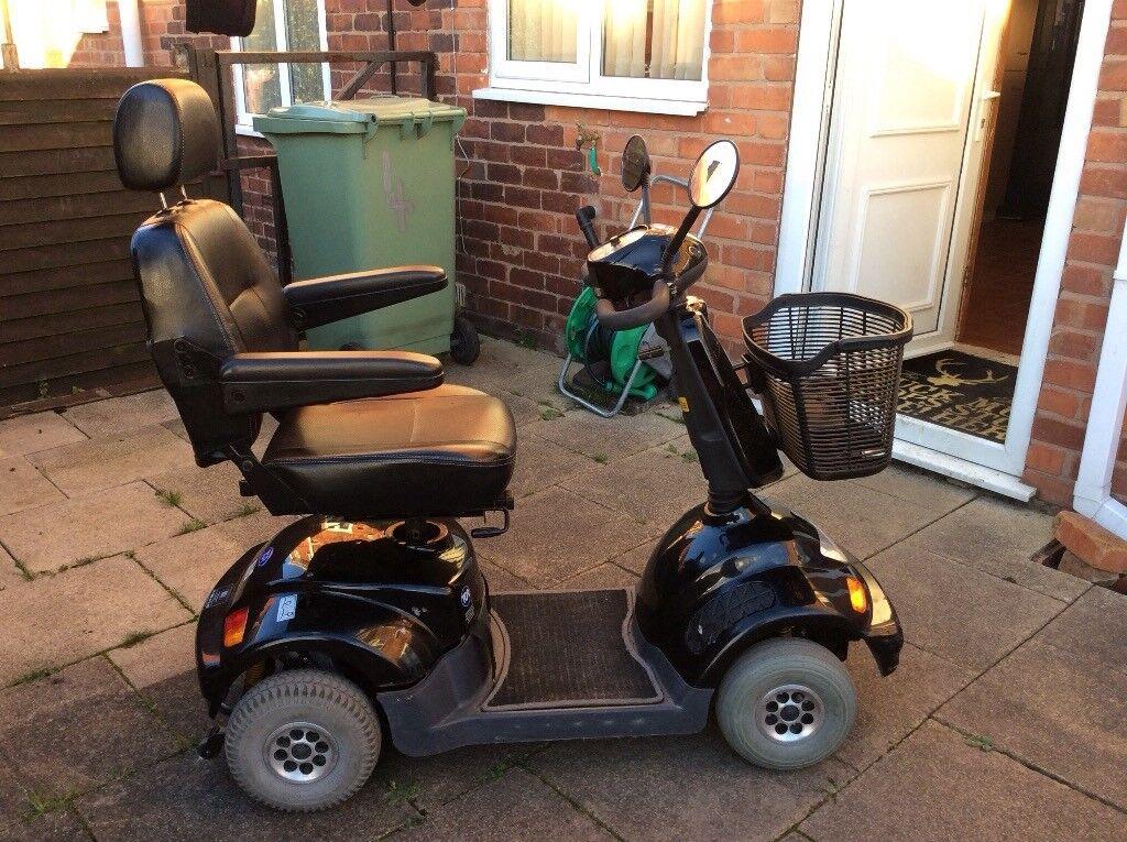 Stylish TGA Mid Range Mobility Scooter