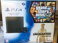 PS4 ULTIMATE PLAYER EDITION 1TB