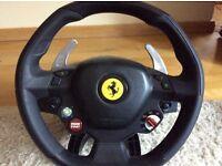 Thrustmaster Ferrari 458 RW Xbox360 (V.4)
