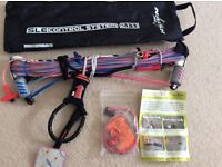NAISH Brand new never been used SLE control system 2:1-1:1 freestyle leash in original packaging