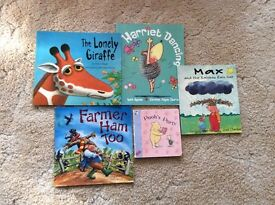 Bundle of books, great condition, x5