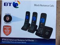 BT 6610 Trio Cordless phones