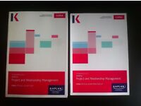 CIMA E2 2016 Kaplan study text and exam practice book