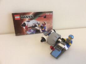 LEGO Life on Mars, Mono Jet - 100% Complete