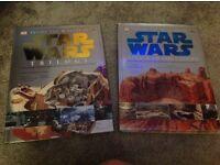 Star Wars books x5