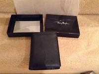 THIERRY MUGLER designer wallet