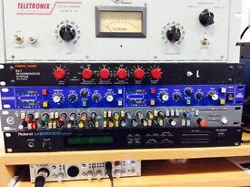 Connor 1107 Broadcast Compressor