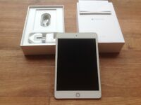 iPad mini 4th Generation 16GB Gold