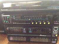 Schneider Newave Stereo System