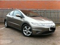 ★ 2006 Honda Civic 44K Miles 2.2 i-CTDi SE Diesel (5 Door Manual ) ★