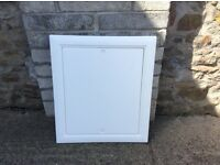 White Loft Hatch - as new