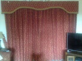 Heavy john lewis curtains