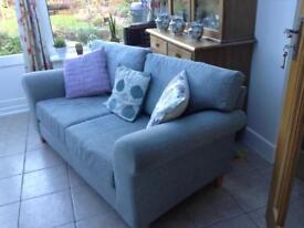 2 seater sofa vgc