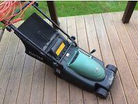 Hayter 36 Envoy Electric Push Lawnmower