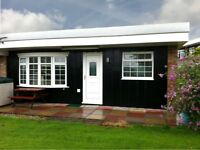 Holiday Chalet For Sale. Semi Detached 2 Bedroom. Quiet location, 300m from the sea, Furnished
