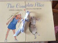 The complete Alice box set of books