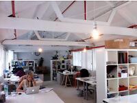 Free desk space for start up entrepreneurs!