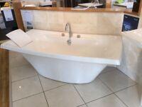 Brand new Kohler Escale Bath and taps.