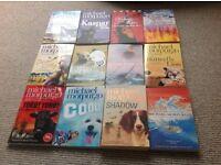 12 Michael Morpurgo books