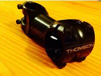 Thomson Elite X4 90mm 10 degree 31.8 stem, very good condition, black