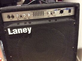 Amplifier Laney bass amp
