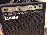 Amplifier Laney bass amp