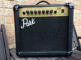 Park G10R guitar amplifier by Marshall