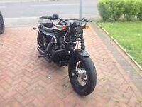 HarleyDavidson XL 1200 X Forty Eight 15