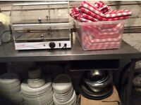 Used Catering Equipment in good condition