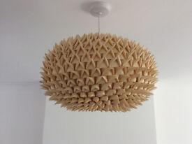 Hedgehog Pendant Ceiling Lightshade from Homebase