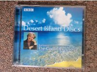 Desert Island Discs CD