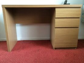 3 Drawer Desk.