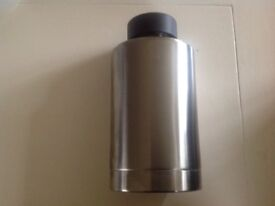 Miele CVA5060 Coffee Machine Stainless Steel Milk Flask and Central Spout