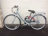 Raleigh Metro LX ladies bike