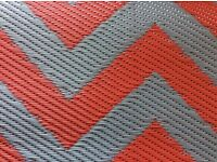 Awning carpet