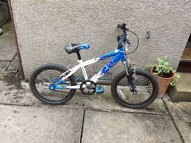 "Boys Hot Rod Raleigh Bike 18"""