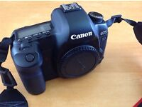 Canon EOS 5d Mark ii digital pro body