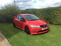 Honda Civic Type r GT Milano red 2010 (60 plate)