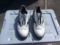 Mizuno Tour Golf Shoes - size 11 only worn 3 times