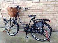 24 inch Dutch bike