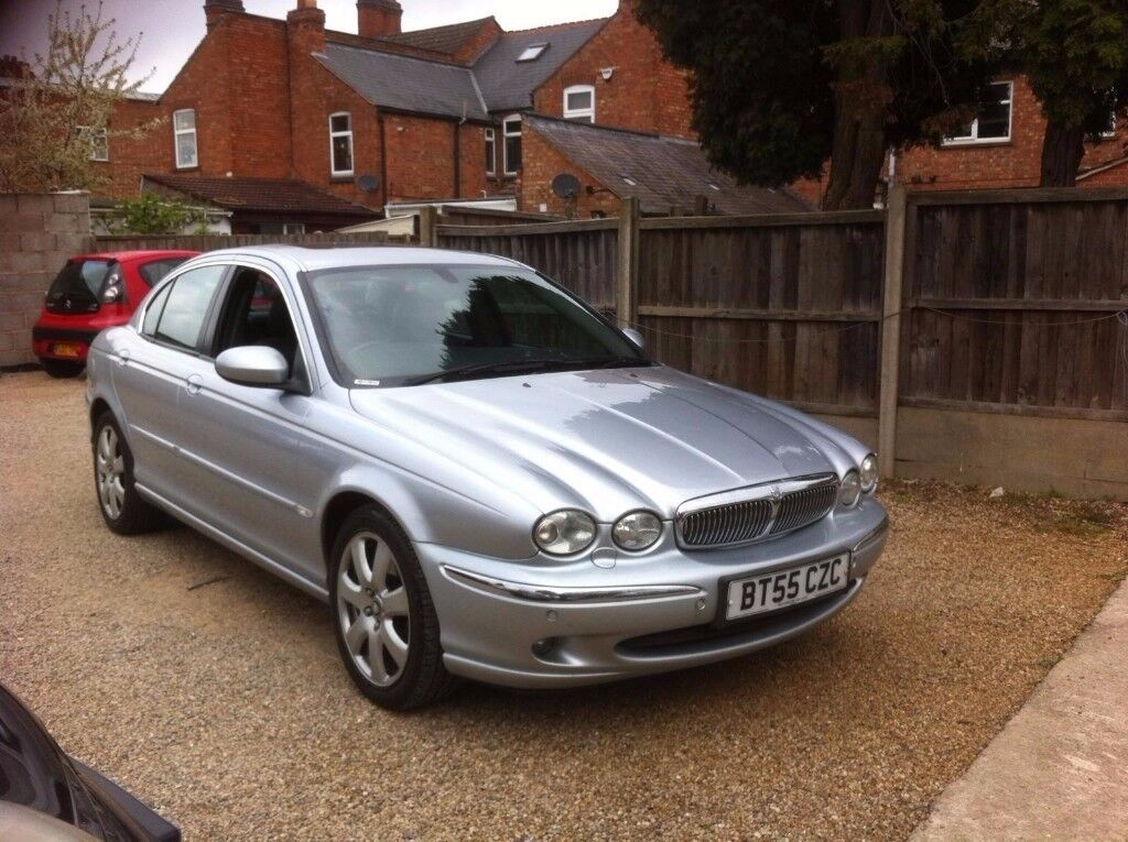 JAGUAR X-TYPE 2.0D SE [EURO 4], FULL SERVICE HISTORY, DRIVES VERY WELL, FULL LEATHER, SAT-NAVIGATION