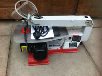Axminster Hobby Scroll Saw