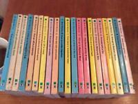 Complete set of Enid Blyton Famous Five Books