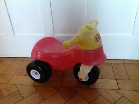 Little Tikes Trike Ride On