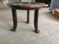 African Stools /Tables